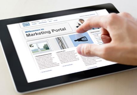 Marketingportal