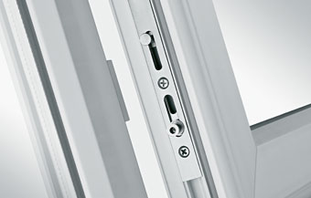 Casement window fittings