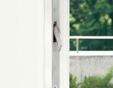 Security door locking systems