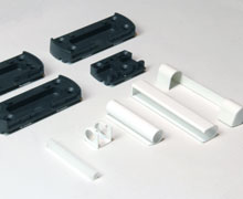 Plastic injection-moulded parts