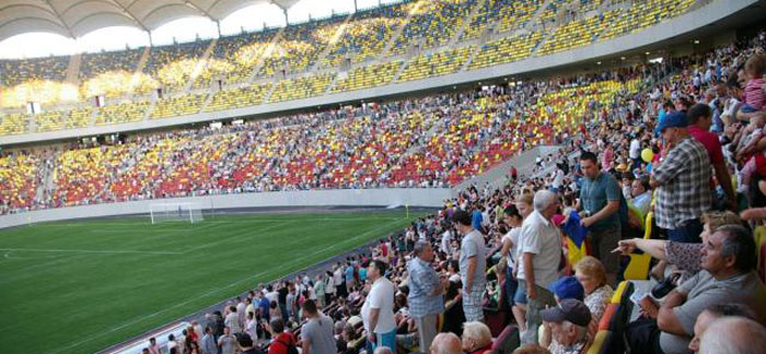 Nationalstadion Bukarest
